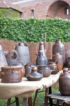 Free Ceramic Handiwork Stock Image - 20658241