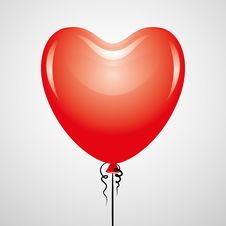 Free Red Balloon Stock Images - 20658474