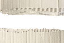Free Torn Corrugated Cardboard Stock Image - 20658551