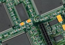 Free Printed Circuit-board Stock Photo - 20659430
