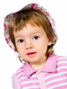 Free Cute Little Girl Close-up Royalty Free Stock Photo - 20662855