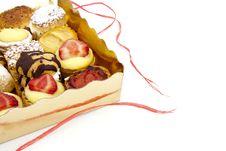 Free Cake Box Royalty Free Stock Images - 20660589