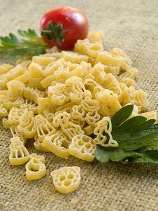 Free Pasta Stock Photography - 20660872