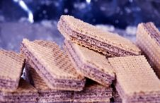 Free Sweet Wafer Stock Images - 20663134