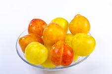 Free Apricots Stock Photography - 20663392
