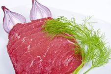 Free Rouladen  Are A German Meat Roulade Stock Images - 20663544