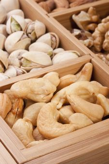 Free Nuts Stock Photo - 20663600
