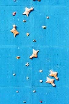 Free Rock Climbing Wall Stock Photos - 20663823