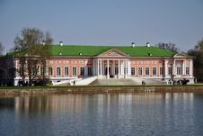 Free Museum-Estate Kuskovo. Stock Photo - 20664110