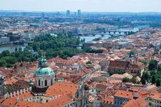 Free Mala Strana Area In Prague Stock Photos - 20664133
