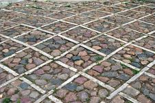Free Stone Pavement Of The 19th Century Stock Photo - 20664230