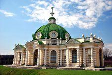 Free Museum-Estate Kuskovo. Stock Images - 20664244