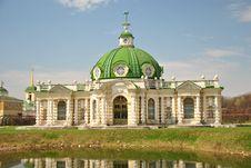 Free Museum-Estate Kuskovo. Stock Photography - 20664282