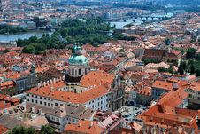 Free Roofs Of Prague Stock Photos - 20664293