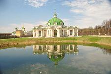 Free Museum-Estate Kuskovo. Royalty Free Stock Images - 20664299