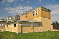 Free Museum-Estate Kuskovo. Royalty Free Stock Photography - 20664337