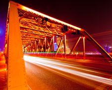 Free Bridge Royalty Free Stock Image - 20664796