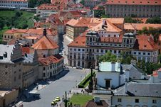 Free Near The Castle Of Prague Stock Images - 20665024