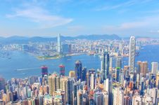 Free Hong Kong View At Day Time Royalty Free Stock Photos - 20665118