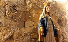 Free Saint Mary Royalty Free Stock Photography - 20665147