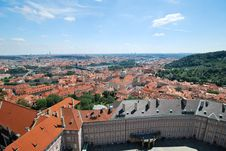 Free In The Castle Of Prague Stock Photo - 20665370