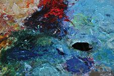 Free Colour Wheel Royalty Free Stock Photos - 20666338