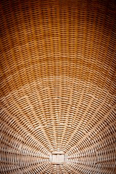 Free Wicker Chair Royalty Free Stock Images - 20666339