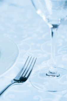 Free Wineglass On The Table Royalty Free Stock Photo - 20667745