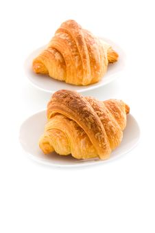 Free Croissants Royalty Free Stock Image - 20667956