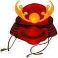 Free Samurai Mask Stock Images - 20670234
