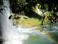Free Waterfall Duden And Rainbow Royalty Free Stock Photo - 20670235