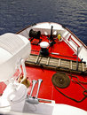 Free Red Boat Bow Royalty Free Stock Photography - 20674747