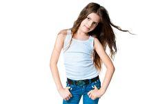 Free Little Girl Stock Image - 20670861