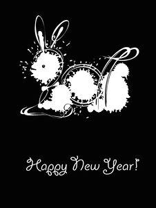 Free Blob Rabbit Stock Photos - 20672053