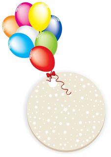 Free Birthday Background Royalty Free Stock Image - 20672186