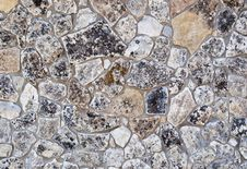 Free Texture Of Ancient Stone Wall Royalty Free Stock Image - 20673296