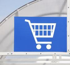 Free Shopping Cart Icon Stock Photo - 20673800