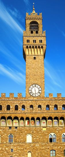 Free Piazza Della Signoria. Florence, Italy Stock Photography - 20674422