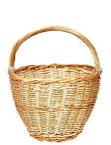 Free Empty Basket Stock Photos - 20674513