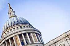 Free St Paul S Cathedral, London Stock Photo - 20675670