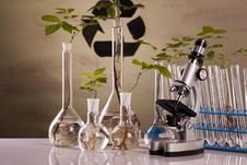 Free Ecologic Laboratory Stock Photography - 20675922