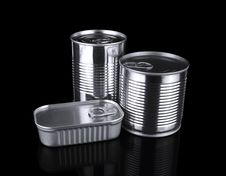 Free Tin Cans Stock Image - 20677331