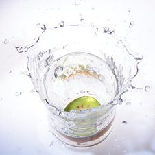 Free Glass Of Water Royalty Free Stock Photography - 20677467
