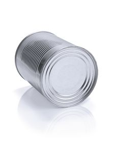 Free Tin Can Royalty Free Stock Photo - 20677515