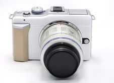 Free Digital Camera With  Lens Stock Photography - 20678012