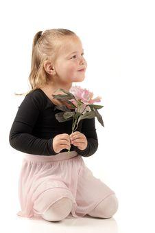 Free Pretty Ballerina Royalty Free Stock Image - 20678276