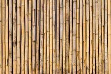 Free Bamboo Wall Stock Photo - 20678610