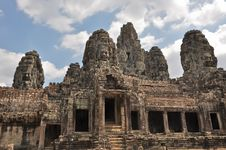 Free Bayon Temple Royalty Free Stock Image - 20679046