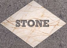 Free Marble Decor Tiles Royalty Free Stock Photography - 20679737