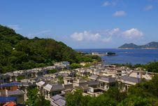 Free Cheung Chau Sea View From Hilltop, Hong Kong Stock Photos - 20680003